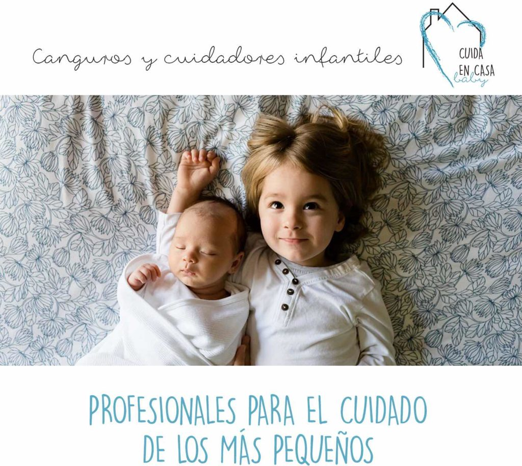 Canguros y cuidadores infantiles